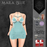 **Mistique** Maila Blue (wear me and click to unpack)