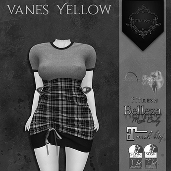 **Mistique** Vanes Demo (wear me and click to unpack)