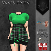 **Mistique** Vanes Green (wear me and click to unpack)
