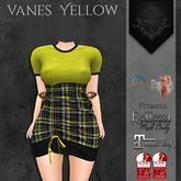 **Mistique** Vanes Yellow (wear me and click to unpack)