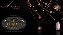 KUNGLERS - Anessa necklace