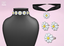 Bowtique - Daisy Jewelry Set