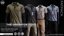 [WAZ] Operator Polo (Fatpack) BOXED [Add/Rezz]