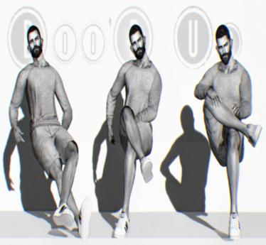 Boo'd Up - Set Male 4 [add me]