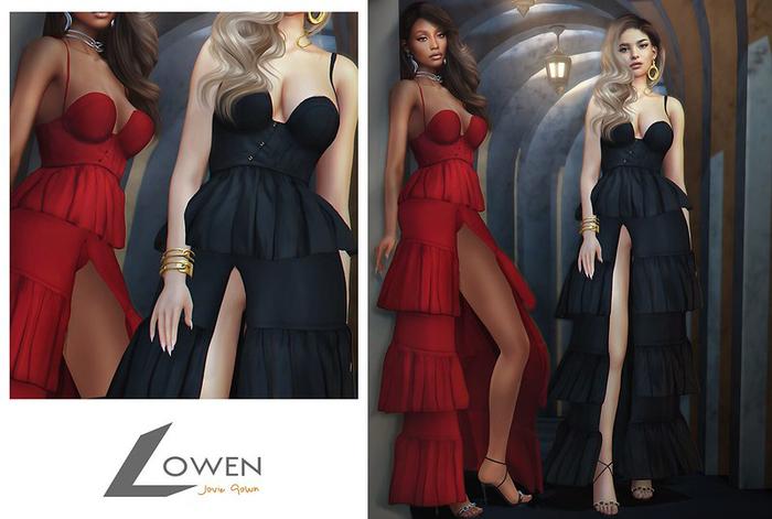 Lowen - Jovie Gown [Fatpack]