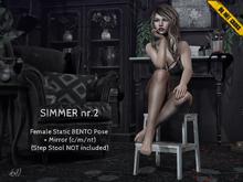 -DNC- Simmer nr.2 - Female Bento Pose