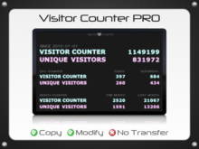 -W- Visitor Counter PRO - Copy