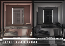 [BH9] - Selfie Closet Onyx