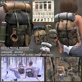 [Since1975] Traveler Backpack Set & Hud