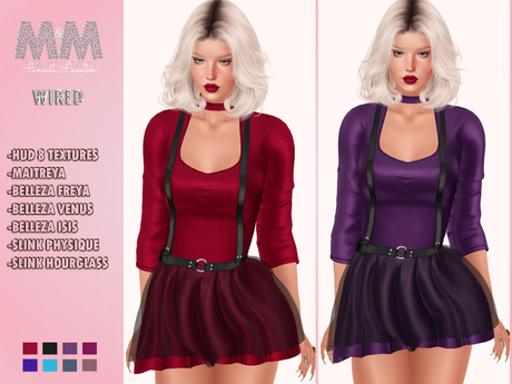 M&M STYLE-WIRED-*wear*