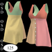 OSD 125 BELLEZZA MAITREYA SLINK FULL PERM DRESS TEMPLATE