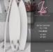 {L.F.C} Matina Surfboard FULL PERM