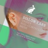 lock&tuft - dillon ears (boxed)