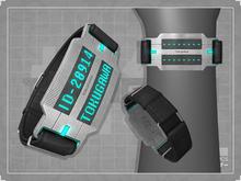 T. Customizable ID Bracelet