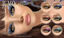 JUMO - ALLERIA Glitter Eyeshadows - GENUS Om - ADD ME