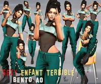 Tuty - SEXY ENFANT TERRIBLE BENTO AO - Pr3 & 4
