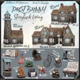 dust bunny . storybook living . gramaphone