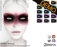 Zibska ~ Pridbor Makeup Demo [lelutka/catwa/omega/tattoo/universal tattoo BOM]