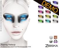 Zibska ~ Razmig Makeup Demo [lelutka/catwa/omega/tattoo/universal tattoo BOM]