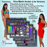 VIVA Mesh Avatar - Lite (Level 2)