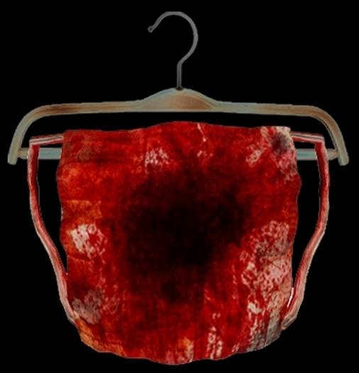 *Zanzo* Red Rum mask