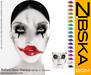 Zibska BOM Pack ~ Ballard Deux Makeup with Lips in 18 colors in tattoo & universal tattoo BOM layers