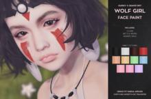 + Demon Spit // Wolf Girl / Face Paint {ATTACH}