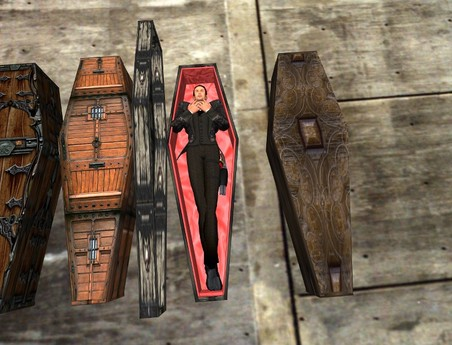 Animated Coffin FATPACK