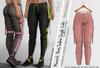 FashionNatic - Maverick Female Pants Salmon - Maitreya Lara, Belleza Freya, Legacy