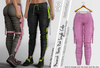 FashionNatic - Maverick Female Pants Pink - Maitreya Lara, Belleza Freya, Legacy