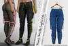 FashionNatic - Maverick Female Pants Blue Sapphire - Maitreya Lara, Belleza Freya, Legacy