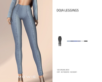 """MOWIE - """"Doja"""" Legging"""