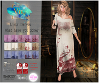 .Viki. Lisa Dress - What Have You Done?(Wear)