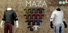 M A Z A :.Shirt Basic.:Kura_Fatpack