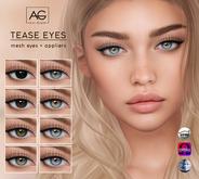 AG. Tease Eyes Pack