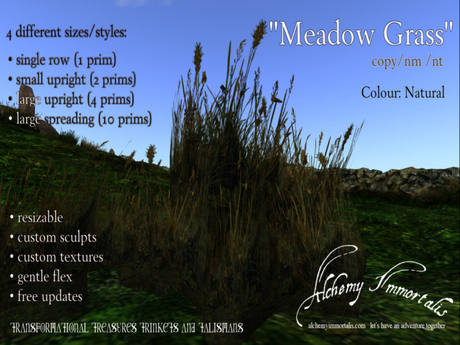 """) AI ( - """"Meadow Grass"""" (WAS $250 -> NOW ONLY $65!)"""