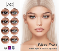 AG. Bliss Eyes Pack