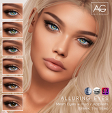 AG. Alluring Eyes - Fatpack // 99L Special PROMO