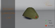..Pandora.. Russian Garrison Cap