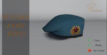 ..Pandora.. Russian Army Beret