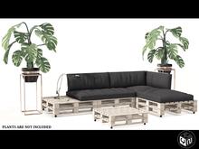 .:YN:. Pallet sofa