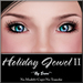 ~*By Snow*~ Holiday Jewel Eyes II
