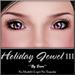 ~*By Snow*~ Holiday Jewel Eyes III