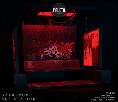 .PALETO.Backdrop:. Bus Station