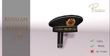 ..Pandora.. Russian Marine Cap