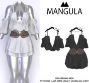 Mangula HUD [Unpack] Olivia Set [Gift]