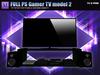 FULL PS Gamer TV model 2