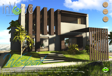 inVerse® MESH- Westport - hi- definition LOW LI furnished  modern house villa