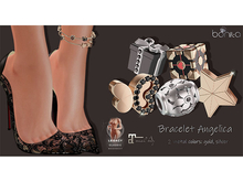 *Bonita* bracelet Angelica (Maitreya, LEGACY)