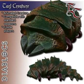 DIABLOCS Tarl Creature BOX
